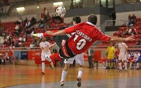 Ricardinho flying volley